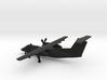 Bombardier Dash 8 Q200 3d printed
