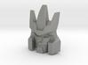 Galvatron Smirking Face, Helmet Sized (Titans Retu 3d printed