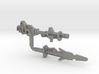 Metalhawk / Vector Prime Weapons (3mm, 5mm) 3d printed