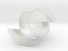 Half Inverted Cardioid Geometric 3D String Art V1 3d printed