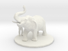 S Scale Elephant trainer 3d printed This is a render not a picture