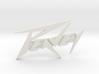 """Peavey Logo - 3.35"""" 3d printed"""