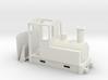 On18 Steam Tram Locomotive  3d printed