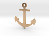 pedant anchor x smal size 3d printed