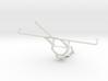 Controller mount for Steam & Samsung Galaxy Tab E  3d printed