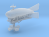 Last Exile. Anatoray Scout Airship 3d printed