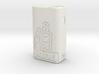 TBF# - Squonk DOPE Body - 21700 3d printed