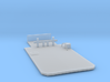 Main Deck Inlay 1/160 V56 for Harbor Tug 3d printed