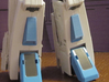 Starscream-LegVentCovers 3d printed Lower Leg Covers/Vents