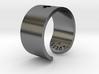 Adjustable Plus Ring 3d printed