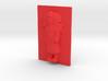 Personalised Triple Headed Warrior Terracotta Army 3d printed