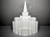 Gilbert, Arizona LDS Temple 3d printed