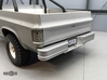 Rear Step Bumper for RC4WD Blazer Style A 3d printed Painted and installed bumper