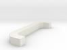 Motorway 3 Pillar custom scale 3d printed