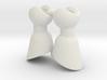 2 Hoof Set for ModiBot 3d printed 2 Hoof Set for ModiBot