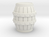 HO scale barrel 3d printed This is a render not a picture