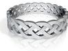 Rohkea Bold Celtic Knot Size 7 3d printed