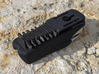 Holster for Leatherman Charge+ TTI, Closed Loop 3d printed Holds up to 7 bits on the back side.
