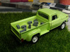 Cinder Blocks (x24) 3d printed Painted 1:64 cinder blocks in the back of a 1:64 truck