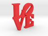 LOVE Sculpture 2 3d printed