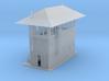 Santa Fe Control Tower Z Scale 3d printed Santa Fe Control Tower Z scale