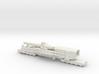 28 cm SKL / 40 (E) Railway artillery Bruno 1/200  3d printed