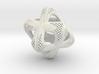 Sacred Merkaba Perforated 3d printed