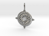 Jokhang Coin Pendant 3d printed