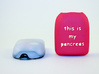 This is my pancreas - Omnipod Pod Cover 3d printed