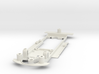 1/32 Scalextric AMC Javelin Chassis for Slot.it SW 3d printed