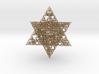 Sierpinski Merkaba V (downloadable) 3d printed