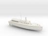 1/96 Scale IJN Boat 17 Meter 3d printed