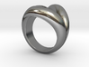 Venus Flower Ring - Size 8 (18.14 mm) 3d printed