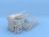 1/87th P&H Type Lattice Boom Crane  3d printed