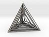 Tetrahedron Experiment 3d printed