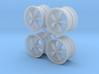 HotWheels 1/24 wheel 15x9 3d printed