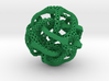 Cubic Octahedral Symmetry Perforation  Type 2 3d printed