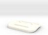4x UFO Invader Detail 3d printed