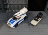 TF CW Streetwise XL Car Cannon 3d printed Cannon mounted with adapter on Streetwise
