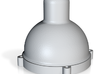 new dim glass nipple end 3d printed
