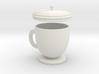 Acorn TeaCup  3d printed