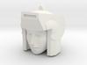 Lancer Head for POTP Moonracer 3d printed