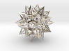 Stellated Truncated Icosahedron 3d printed
