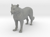 N Scale Saber Tooth Tiger 3d printed This is a render not a picture