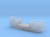 Medium Low Plow (HO - 1:87) 2X 3d printed
