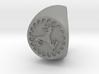Custom Signet Ring 88 3d printed