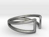 Sliver Ring 3d printed