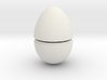Chicken/Egg Nesting Dolls - Egg (127mm) 3d printed