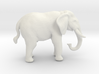 O Scale African Elephant 3d printed This is a render not a picture
