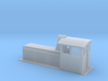 18 inch Gauge Loco HO scale 3d printed